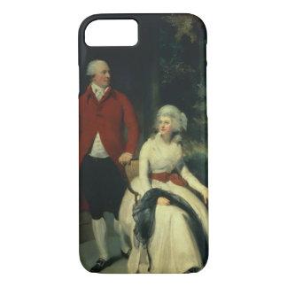 Retrato de Juan Julio Angerstein (1735-1823) y Funda iPhone 7