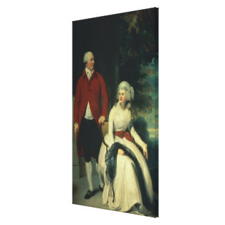 Retrato de Juan Julio Angerstein (1735-1823) y Lona Estirada Galerías