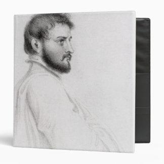 """Retrato de Juan Luis Burckhardt Carpeta 1 1/2"""""""