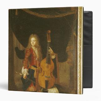 """Retrato de Juan Schenck Carpeta 1 1/2"""""""