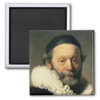 Retrato de Juan Uyttenbogaert Imán Cuadrado