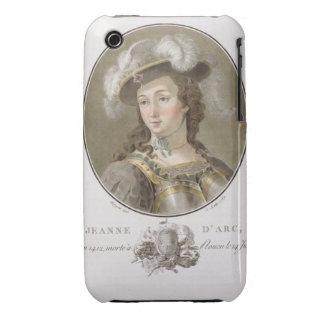 Retrato de Juana de Arco (1412-31), 1787 iPhone 3 Cobreturas