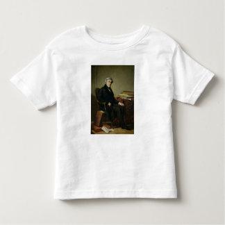 Retrato de Jules Michelet Playera De Bebé