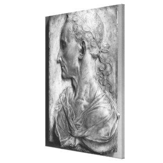 Retrato de Julio César Lona Envuelta Para Galerías