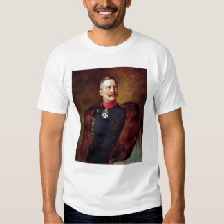Retrato de Kaiser Wilhelm Ii Poleras