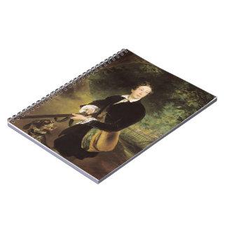 Retrato de Karl Bryullov- del poeta Libretas