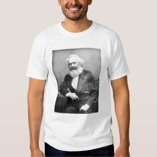 Retrato de Karl Marx Playera