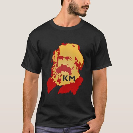 RETRATO DE KARL MARX PLAYERA