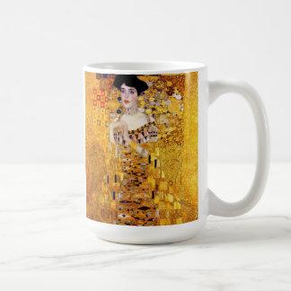 Retrato de Klimt de la taza de Adela Bloch-Bauer I