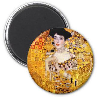 Retrato de Klimt del imán de Adela Bloch-Bauer I