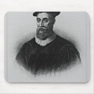 Retrato de Knox de los 'retratos británicos de la  Mousepad