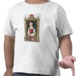 Retrato de la 3ro reina de Jane Seymour Camiseta