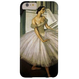 Retrato de la bailarina Ana Pavolva Funda Barely There iPhone 6 Plus