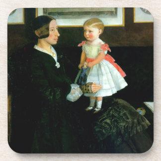 Retrato de la bella arte de señora James Wyatt Posavaso