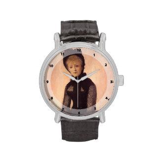 Retrato de la caza de Guillermo de Harriet Hubbard Relojes