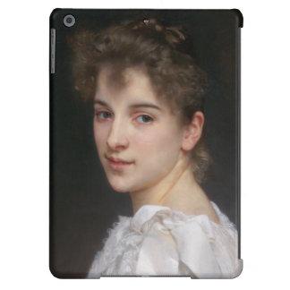 Retrato de la choza de Gabrielle de Guillermo Funda iPad Air