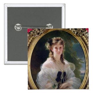 Retrato de la condesa de Sophie Troubetskoy de Pin Cuadrado