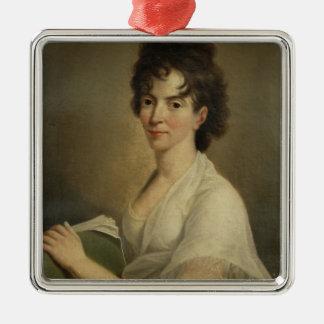 Retrato de la Constanza viuda Mozart, 1802 Adornos De Navidad