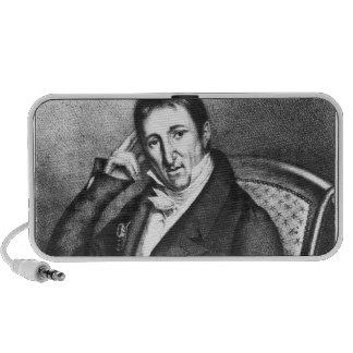 Retrato de la cuenta de Jean Baptiste de Villele Altavoz De Viaje