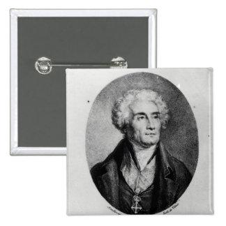 Retrato de la cuenta José de Maistre Pin Cuadrado