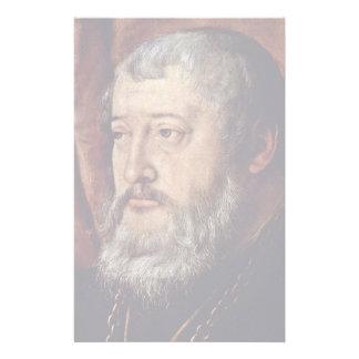 Retrato de la cuenta Palatine Otto Heinrich Detai Papeleria