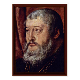 Retrato de la cuenta Palatine Otto Heinrich Detai Postales