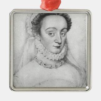 Retrato de la dama de Charlotte de Beaune Ornamente De Reyes