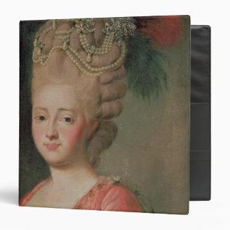 Retrato de la emperatriz Maria Fyodorina, 1770s