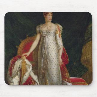 Retrato de la emperatriz Marie Louise de Francia Alfombrillas De Raton