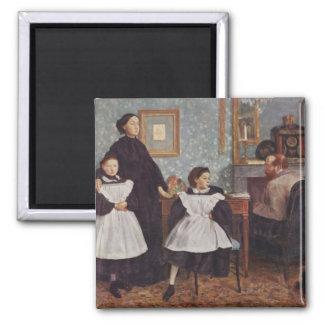 Retrato de la familia de Bellelli Imanes De Nevera