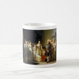 Retrato de la familia de rey Charles IVJose de Taza Clásica