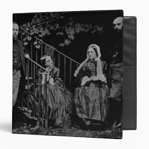 Retrato de la familia de Rossetti, 1864