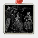 Retrato de la familia de Rossetti, 1864 Ornato