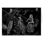 Retrato de la familia de Rossetti, 1864 Felicitacion
