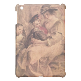 Retrato de la familia del artista de Paul Rubens