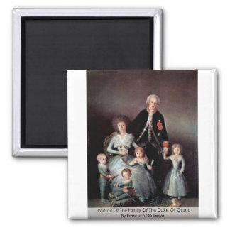Retrato de la familia del duque Of Osuna Iman