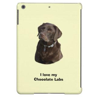 Retrato de la foto del perro de Labrador del