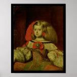Retrato de la infanta Margarita Impresiones