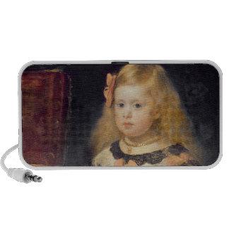 Retrato de la infanta Maria Marguerita 1654 Mp3 Altavoz