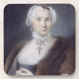 Retrato de la madre del artista, Cecilia Guardi, 1 Posavasos De Bebida