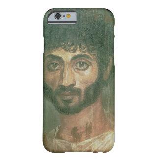 Retrato de la momia de un hombre, de Fayum, Funda De iPhone 6 Barely There
