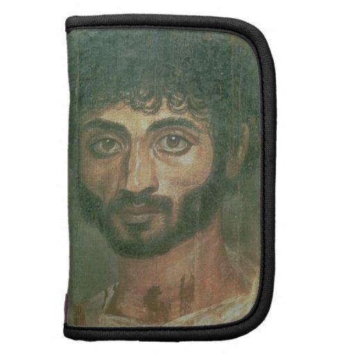Retrato de la momia de un hombre, de Fayum, Romano Planificadores