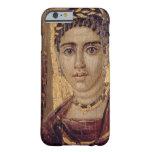 Retrato de la momia de una mujer, de Fayum, Funda De iPhone 6 Barely There