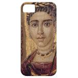 Retrato de la momia de una mujer, de Fayum, iPhone 5 Fundas