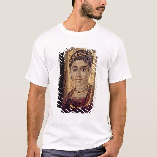 Retrato de la momia de una mujer, de Fayum, Playera