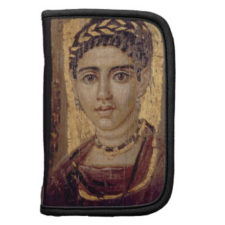 Retrato de la momia de una mujer, de Fayum, Romano Organizador