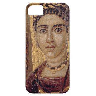 Retrato de la momia de una mujer, de Fayum, Romano iPhone 5 Protector