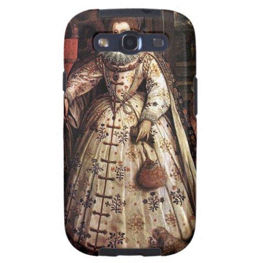 Retrato de la paz de Elizabeth I Galaxy S3 Cobertura