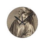 Retrato de la placa 2 de Jan van Eyck (c.1390-1441 Relojes