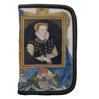 Retrato de la reina de Maria de escocés (1542-87)  Organizador